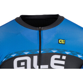 Alé Cycling PRS Hexa Maillot manches courtes Homme, black-blue
